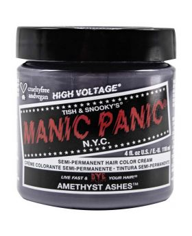 Manic Panic Classic Hair Dye Amethyst Ashes Semi Permanent Vegan Colour 118ml