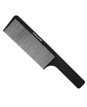 BaByliss Pro Barberology Barber Flat Hair Clipper Cutting Comb Black