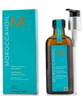 Moroccanoil Original Treatment 100ml + Pump
