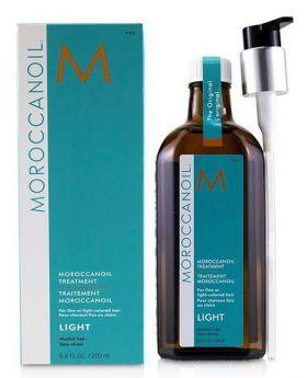 Moroccanoil Light Treatment 200ml + Pump