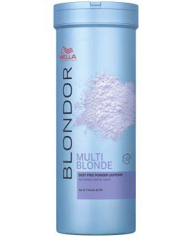 Wella Blondor Bleach Powder Multi Blonde Dust Free 400g