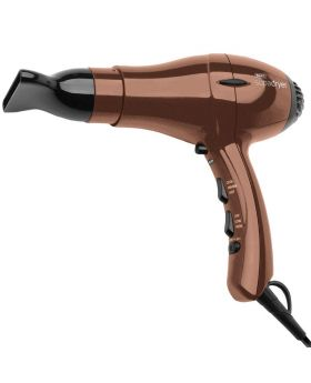 Wahl Supadryer 1800W Ionic Hair Dryer & Diffuser (Copper)
