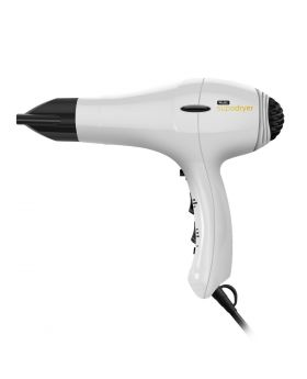 Wahl Supadryer 1800W Ionic Hair Dryer & Diffuser (Pearl White)