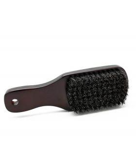 Club Style Boar Bristle Barber Hair & Beard Brush