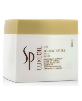 Wella SP System Professionals Luxe Oil Keratin Restore Mask 400ml