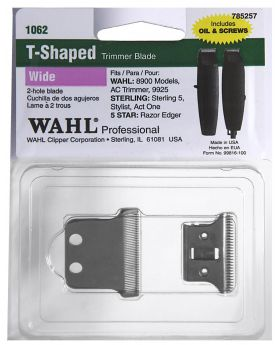Wahl Replacement Blades Set For Stylist T WA1062