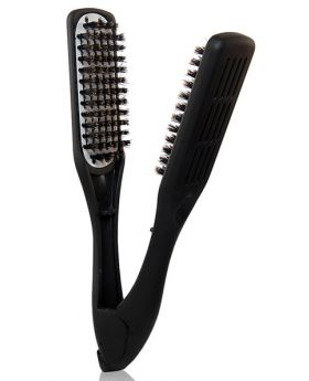Denman Professional Thermo Ceramic Straightening Hair Brush D79