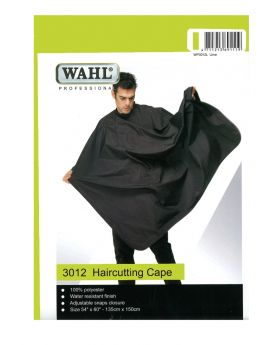 Wahl Polyester Haircutting Salon Barber Cape Lime WP3012L