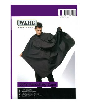 Wahl Polyester Haircutting Salon Barber Cape Purple WP3012PU