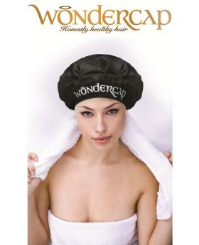 Wondercap Gel Heatcap Hair Treatment Pack