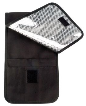 Silver Bullet Heat Resistant Pouch For Hair Stylers