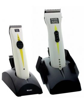 Wahl Combo Super Cordless Clipper & Super Trimmer Rechargeable Hair Grooming Pack 1872-0476
