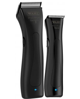 Wahl Combo Beret & Beretto Stealth Limited Ed Hair Clipper & Trimmer-Black