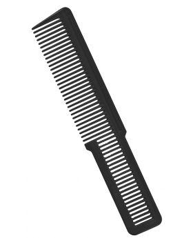 Wahl Flat Top Barber's Hair Cutting Comb WA3191 - Medium