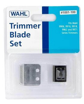 Wahl Groomsman Trimmer Replacement Blades Set 1001-100