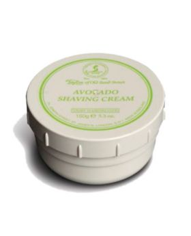 Taylor Of Old Bond Street Avocado Shaving Cream 150g