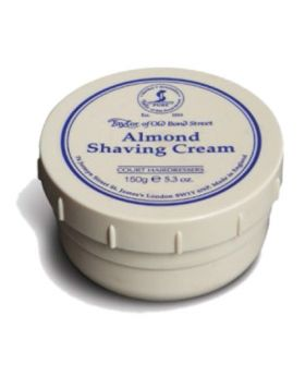 Taylor Of Old Bond Street Almond Shaving Cream 150g