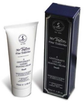 Taylor Of Old Bond Street Mr Taylors Shaving Cream 75ml