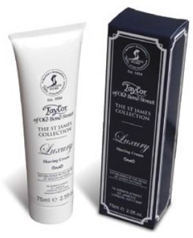 Taylor Of Old Bond Street St. James Shaving Cream 75ml