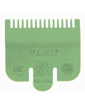 "Wahl Colour Clipper Comb Attachment Guide #1/2 - 1/16"" WA3137"