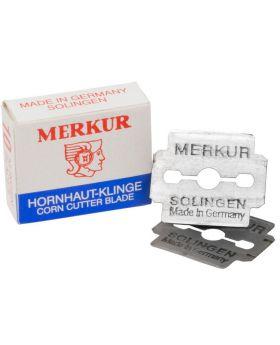 10x Merkur Double Edge Corn Cutter Razor Blades