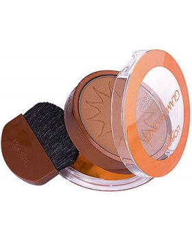 L'Oreal Glam Bronze Bronzing Powder + Brush - Golden Sun #01