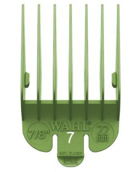 "Wahl Colour Clipper Comb Attachment Guide #7 - 7/8"" WA3145"
