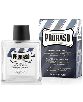 Proraso Aftershave Aloe & Vitamin E Liquid Balm Lotion 100ml
