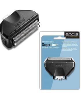 Andis Replacement Twin Foil shaver Head For Superliner Hair Trimmer CLIBLRT1-SH(#77120)