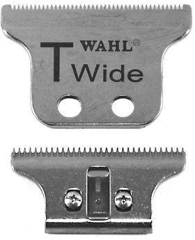 Wahl Replacement Double Wide T-Blade Set For Detailer Trimmer WA2215