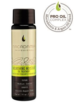 Macadamia Professional Nourishing Moisture Hair Oil Treatment 30ml