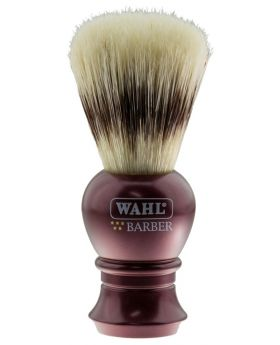 Wahl Traditional Barbers Boar Bristle Shaving Brush