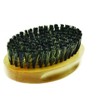 Wahl Professional Military Mixed Bristle Barber Brush