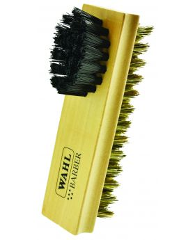 Wahl Professional 5 Star Half/Half Barber Brush