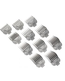 Andis Snap-On Blade Attachment Combs, 11-Comb Set-66565